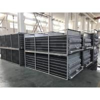 China evaporator coil for IQF tunnel freezer stainless steel food grade on sale