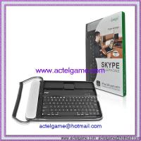 SKYPE Bluetooth Keyboard with Telephone iPad2 accessory Manufactures