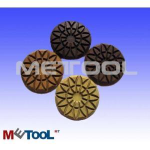 Dry Working Concrete Floor Pad(Item No. RO91) Manufactures