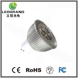 12V AC / DC 15 - 60 degree rotating LED Spot Lamps LG-DB-1003E Manufactures