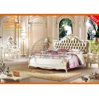 China American style Wood home furniture fancy bedroom furniture set on sale