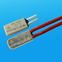 China 24V 250V 5A 10A Automatic Temperature Cutoff Bimetal Thermal Protector Switch for Motor Transformer Ballast Electric App on sale