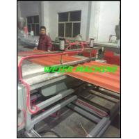 PVC UPVC Corrugated Roof Sheeting Machine 1000mm Wide 55kw 250kg Per Hour