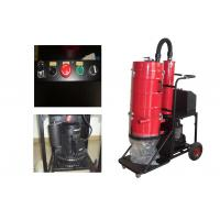 Professional Concrete Dust Extractor Industrial Vacuum Cleaner 4000W 380V Manufactures