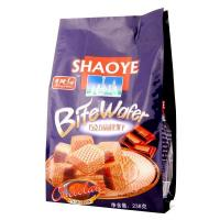 Chocolate Flavour Biscuit Quad Seal Food Plastic Bags with side Gusset Manufactures