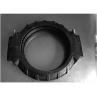 Grooved Piping Systems Flexible Nylon Coupling In Seawater Desalination RO Plant DN200 Manufactures