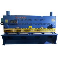 China Hot Sale Competitive Price China Made QC11Y Hydraulic Shearing Machine for Cutting Carbon Steel Stainless Steel on sale