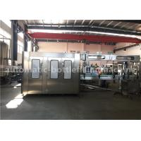 Rotary 3 In 1 Drinking Water Fully Automatic Bottle Filling Machines Complete Production Line Manufactures