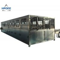 380V / 50Hz 3 Phases Automatic Water Filling Machine 2 Filling Heads CE Approval Manufactures