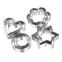 Welcome popular Christmas design stainless steel cookie cutter Classic Shapes Manufactures