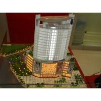 China Commerical 3D Office Building Model Pdf / Cad Drawing Handmade Technic on sale
