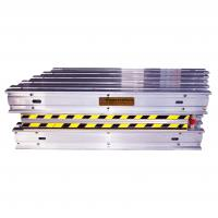 18.82kw Conveyor Belt Vulcanizing Press Customized Voltage For Chemical Industry Manufactures
