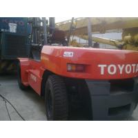 Quality Used Toyota Forklift 10t for sale