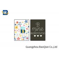 China Valentine 3D Lenticular Card Lenticular Image Printing Similar To Holograms on sale