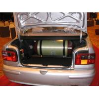 200 Bar High pressure Type 2 Automotive Cng Car Cylinder with Glass Fiber Hoop Wrap Manufactures