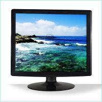 17 DVI Industrial LCD Monitor With High Resolution Wide Viewing Angle Manufactures