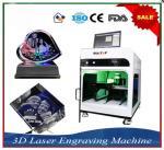 Laser Engraver Equipment 3D Crystal Laser Inner Engraving Machine Manufactures