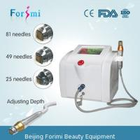 0.5-3MM Needle Adjustable !!! Fractional RF Wrinkle Removal Machine Manufactures