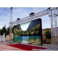 China Outdoor P3 Stage Rental Screen (Module 192*192mm die cast aluminum cabinet 576*576mm) LED Video Wall on sale