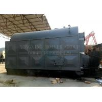 6T Coal Fired Residential Boiler Wood Fired Industrial Boilers Low Pressure Manufactures