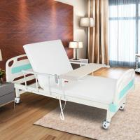 Hospital Electric Patient Bed , Electric Adjustable Beds For The Elderly Manufactures