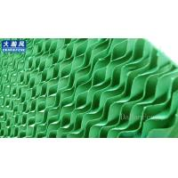 DHF Green cooling pad/ evaporative cooling pad/ wet pad for sale