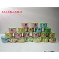 OEM Natural Fatigue Relief Aromatic Body SPA Bath Salts with Multi Flavor Manufactures