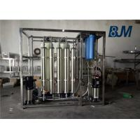 China Drinking Water 2 Stage Reverse Osmosis System Water Purifying Equipment on sale