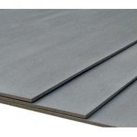 China Dark Grey 100% Non Asbestos Fibre Cement Board Reinforced 4-25mm Fire Proof on sale