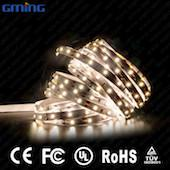CE RoHS UL certification high cri 12v  outdoor flexible tape light smd 3528 led strip Manufactures