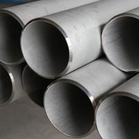 Alloy 59 UNS N06059 Inconel 686 Seamless Pipe for Naval Applications