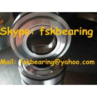 China Double Shield Deep Groove Ball Bearing Black Chamfering Z3V3 C3 on sale