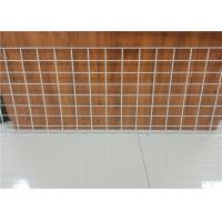 Customized Welded Wire Mesh Fence , Wire Grid Panels For Dog Cage Manufactures