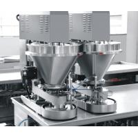 High Efficiency Pouch Packing Machine For Volume Less Than 50ml Package Bags Manufactures