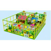 kids playground games jungle theme playground equipment tube slide kids playground Manufactures