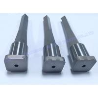 China Non - Standard Square Head Stepped Punch Pin Die With High Speed Tool Steel on sale