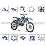 Lightweight Dirt Bike Parts With High Strength Aluminium Manufactures