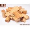 Handmade wooden blocks, eco friendly toys, children wooden toys eco-friendly for sale