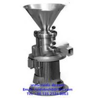 Colloid mill, Fruit paste jelly production line, industrial food processing equipment Manufactures