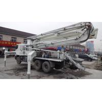 Used Hino Concrete Pump Truck , 2009 Year Concrete Pump Manufactures