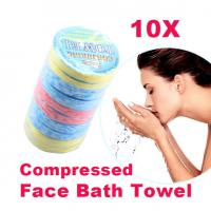 Magic Compressed Portable Mini Outdoor Travel Compressed Face Towel Compressed Hand Towel Manufactures