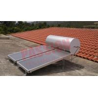 China No Pollution Thermal Collectors Solar Panel Hot Water Heater Stainless Steel Blue Film on sale
