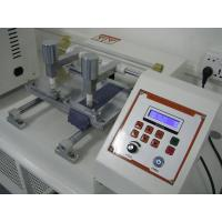 Quality Friction Color Fastness Leather Testing Machine For Leather Shoes 220V 50hz for sale