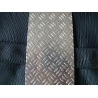 China Flat Diamond Aluminum Sheet Metal With Different Alloy For Wide Usages on sale