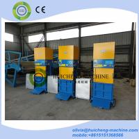 Garbage packer / waste paper baler scrap balers / small hydraulic packing machine Manufactures