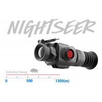 Compact Design Thermal Imaging Sight With 1350m Detection Distance Manufactures