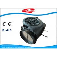 Three Speed High Power Range Hood Blower Capacitor Motor With Plastic Case Manufactures