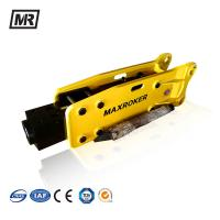 Soosan Type Hydraulic Breaker Attached Hire Concrete Breaker High Quality