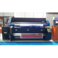 Large Format DX5 Dye Sublimation Direct Fabric Printers With Sublimation inks Manufactures