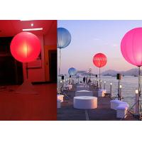 Pink Red Ice Balloon Blue Inflatable Lighting Decoration Manufactures